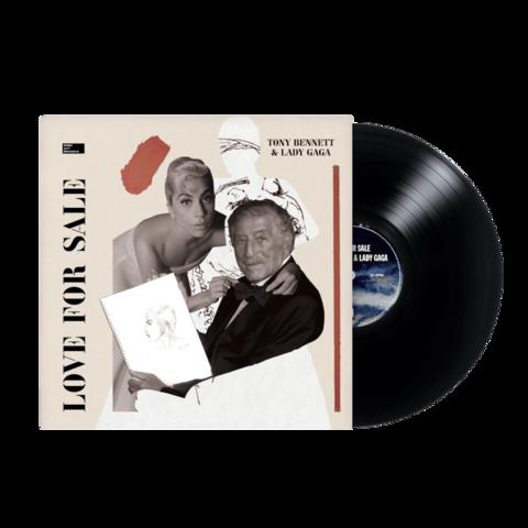 Love For Sale (Standard Vinyl) von Tony Bennett & Lady Gaga - LP jetzt im Lady Gaga Store