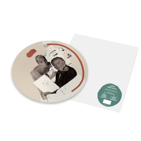 Love For Sale (Picture Disc Vinyl) von Tony Bennett & Lady Gaga - Picture LP jetzt im Lady Gaga Store