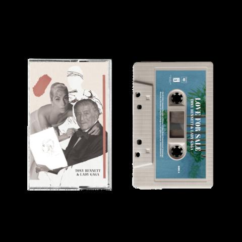 Love For Sale (Standard Pale Pink Cassette) von Tony Bennett & Lady Gaga - Cassette jetzt im Lady Gaga Store