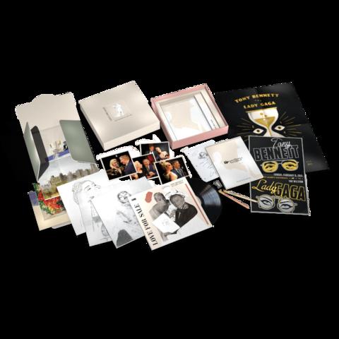Love For Sale (Limited Edition Vinyl Box Set) von Tony Bennett & Lady Gaga - Boxset jetzt im Lady Gaga Store