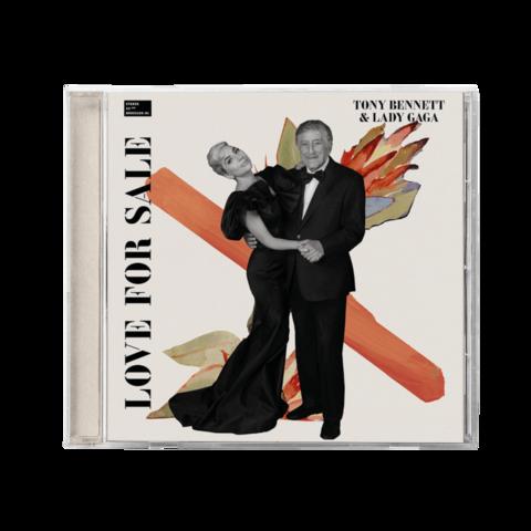 Love For Sale (Exclusive CD Alternative Cover 1) von Tony Bennett & Lady Gaga - CD jetzt im Lady Gaga Store