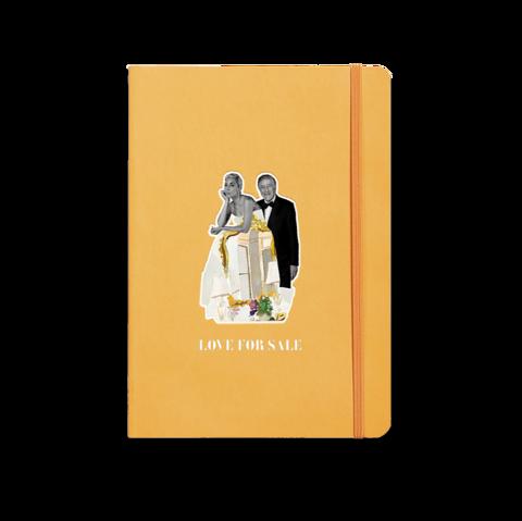 LOVE FOR SALE von Tony Bennett & Lady Gaga - Notebook jetzt im Lady Gaga Store