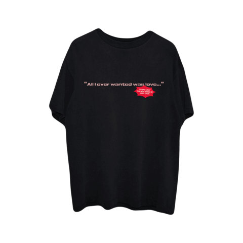 √All I Ever Wanted von Lady GaGa - T-Shirt jetzt im Lady Gaga Shop